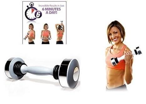 Ofertas oferta Multi: sacudida peso plumón Excerciser. Dispositivo mecánico para hombros, pecho y brazos: Amazon.es: Deportes y aire libre