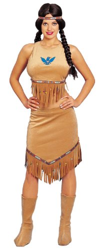 Adult Indian Babe Costume