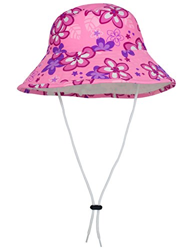 44c0608fd58 Tuga Girls Reversible Bucket Hats - UPF 50+ Sun Protection Sun Hats ...