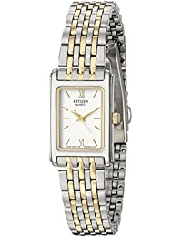 Womens Quartz Stainless Steel Watch, EJ5854-56A · Citizen
