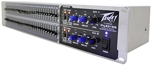 Peavey PV231EQ 31-Band Graphic Equalizer PV 231EQ + (2) Headphones by Unknown (Image #2)