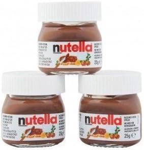 Nutella Mini Jars 25ml 16 Count Amazon Ca Grocery