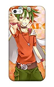 Best Case Cover, Fashionable Iphone 6 plus 5.5 Case - Yugioh Arc V Anime47 4387725K21611635