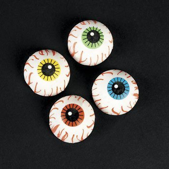 Eyeball Erasers (2 dz)