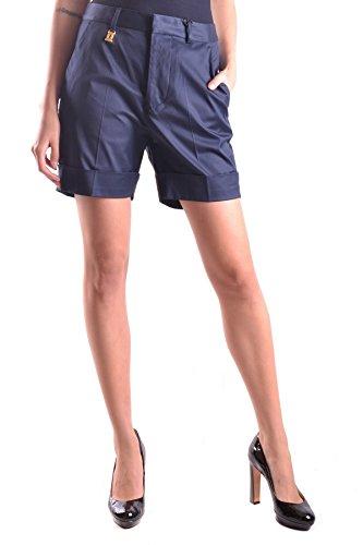 Dsquared2 Women's MCBI107104O Blue Cotton Shorts