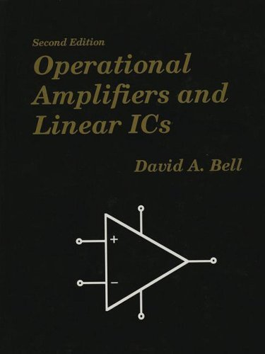 Operational Amplifiers and Linear ICs by David A. Bell (2007-01-27)]()