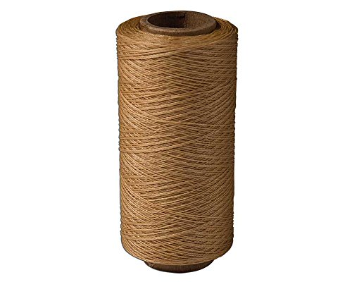 Tandy Leather Waxed Thread 138 Fine 595 yards (544 m) Natural 1206-14