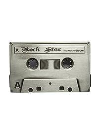 Vintage Rock Cassette Tape Music Belt Buckle Gurtelschnalle Boucle de ceinture