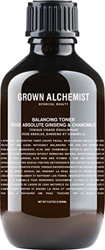 Rose Absolute, Ginseng & Chamomile Toner, Grown Alchemist