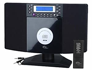 Music Center Sound System Of Elta With Cd Player Lcd