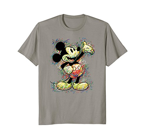 Disney Mickey Mouse Sketch T-shirt