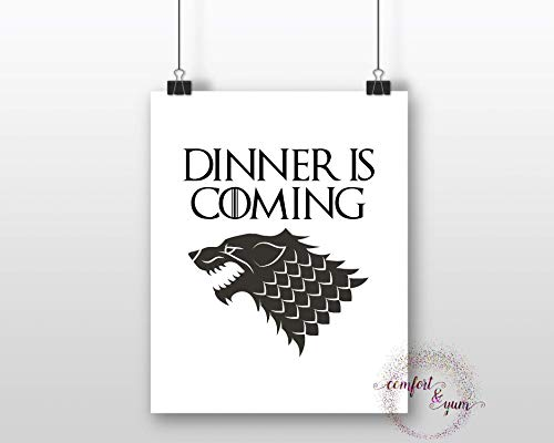 Instant Pot Vinyl Decal /• Mother of Dinners /• Game Of Thrones /• 3 Sizes Available /• Lots of Colors to Choose From /• Instapot /• Pressure Cooker Decal /• BlueMoonFlowerDesign