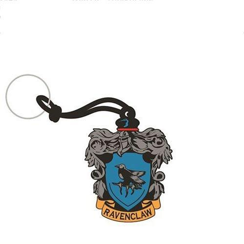 Chaveiro Emborrachado Harry Potter Ravenclaw
