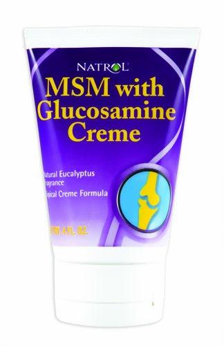 Natrol Glucosamine Topical Creme Fluid