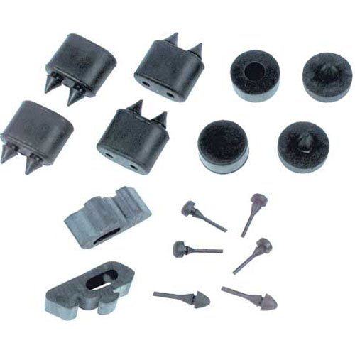 - OER K88065 Rubber Stopper Kit 1967-68 Camaro