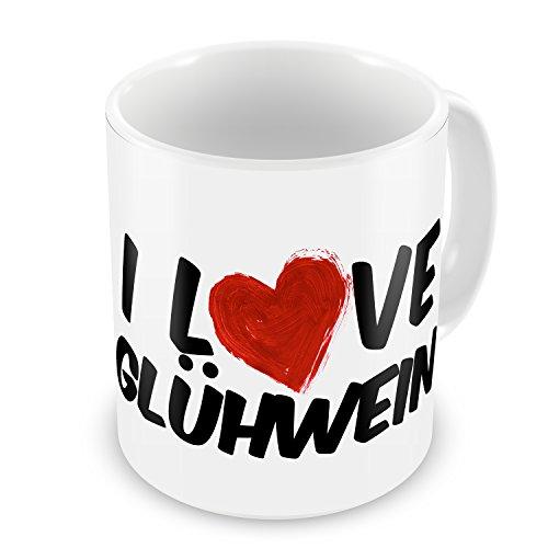 Coffee Mug I Love Glühwein Cocktail - NEONBLOND