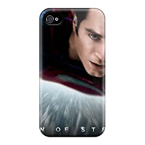 New TNv1267dRso Man Of Steel Dc Comics Superhero Covers Cases For HTC One M7