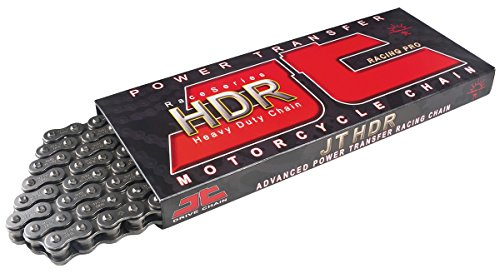 - JT Sprockets JTC420HDR078SL Steel 78-Link Heavy Duty Drive Chain (420HDR)