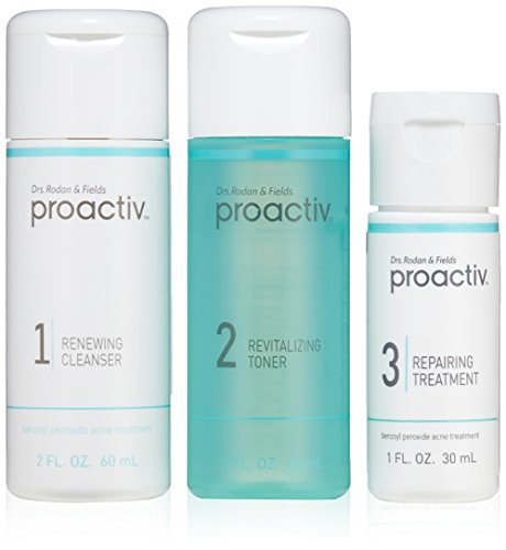Proactiv 3 Step Acne Treatment System Starter Kit (30 (Acne Skin Kit)