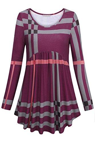 knitting pattern ladies tunic dress - 8