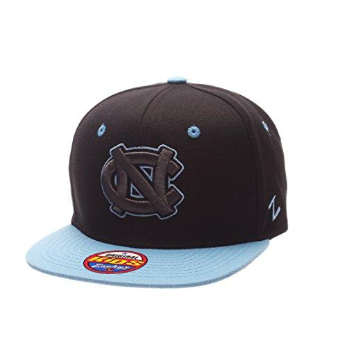 (ZHATS NCAA North Carolina Tar Heels Children Boys Youth Z11 Phantom Snapback Hat, Adjustable Size, Black/Team Color)
