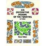 Design Motifs of the Decorative Twenties in Color, Henri Gillet, 0486248038