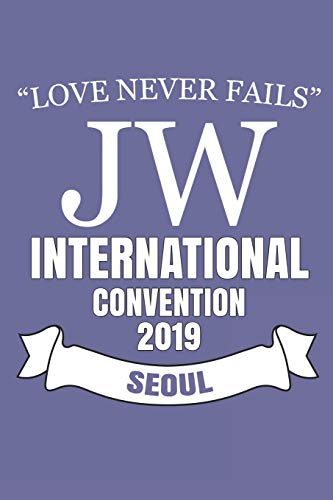 Pdf Christian Books Love Never Fails JW International Convention 2019 Seoul: JW Gifts International Convention