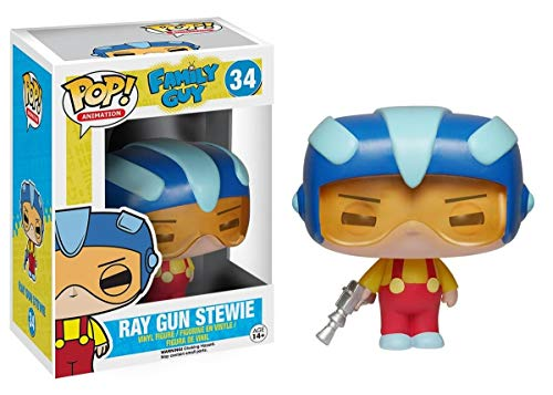 Funko POP TV: Family Guy Ray Gun Stewie Action Figure from Funko