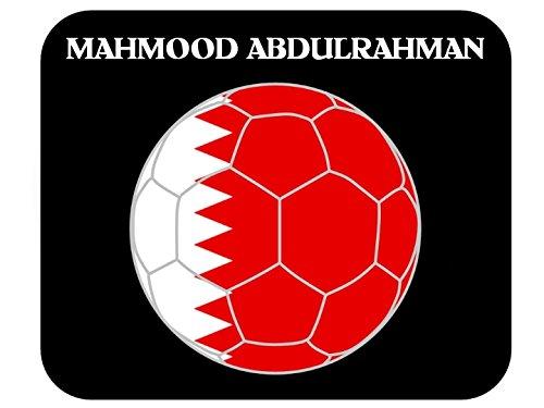 Mahmood Abdulrahman (Bahrain) Soccer Mouse Pad