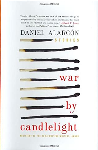book cover of War by Candlelight