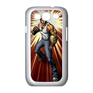 Samsung Galaxy S3 9300 Cell Phone Case White Streets of Rage2 SU4534260
