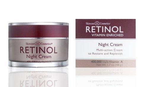 Skincare LdeL Cosmetics Retinol Night Cream, 1.7-Ounce Jar by Skincare LdeL Cosmetics Retinol BEAUTY