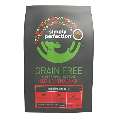 Simply Perfection Super Premium Grain Free Beef and Chickpea Dinner