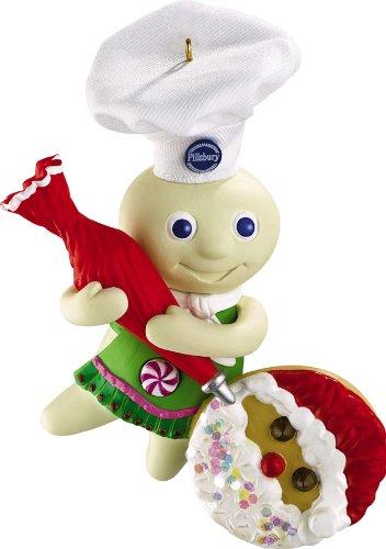Carlton Heirloom 2011 Pillsbury Doughboy - Magic Ornament ()