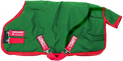 Horseware Rambo Original Turnout Blanket 370g 78 by Horseware Ireland