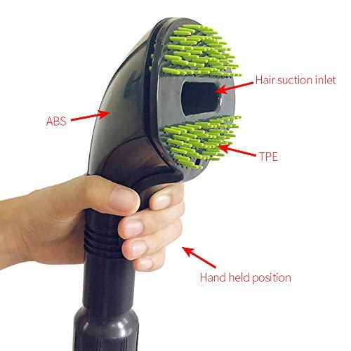 Vacuum Cleaner Pet Hair Brush Grooming Mites Killing Pet Hair Vacuum Tools Nozzle Attachment Tool for Dog Teddy cat