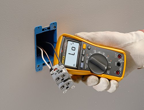 Fluke 117 Electricians True RMS Multimeter by Fluke (Image #2)