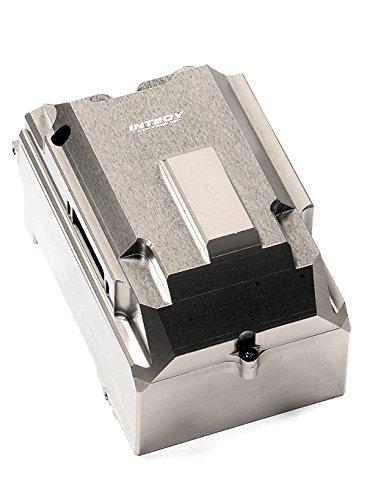 (Integy RC Model Hop-ups T6718SILVER Billet Machined Radio Box for HPI Savage X 4.6 2011, Flux & Savage XL)