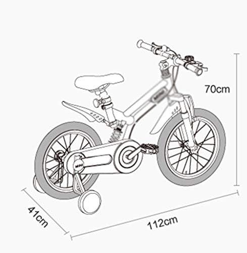 Bicicletas Para Niños Aire Libre Estudiante Niña Niño Automóvil Al ...