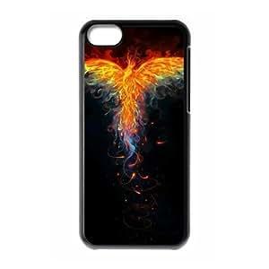 meilz aiaiDiy Phoenix iphone 6 plus 5.5 inch Hard Shell Case Fashion Style UN962127meilz aiai