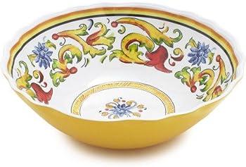 Sur La Table Floreale Serve Bowl