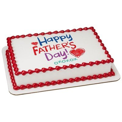 14-Sheet-Happy-Fathers-Day-Crayon-Edible-Frosting-Cake-Topper