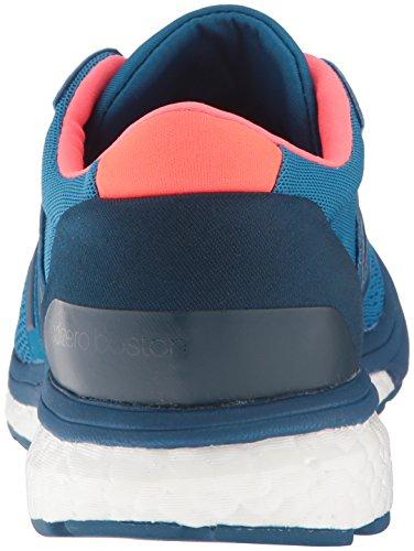Adidas Man Adizero Boston 6 M Löparskor Enhet Blå F16 / Enhet Blå F16 / Tech Stål F16