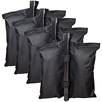 Fasmov Canopy Weight Bags for Instant Legs Canopy Weights Sand Bags Leg Weights for Pop up  sc 1 st  Amazon.com & Amazon.com : Fasmov Canopy Weight Bags for Instant Legs Canopy ...