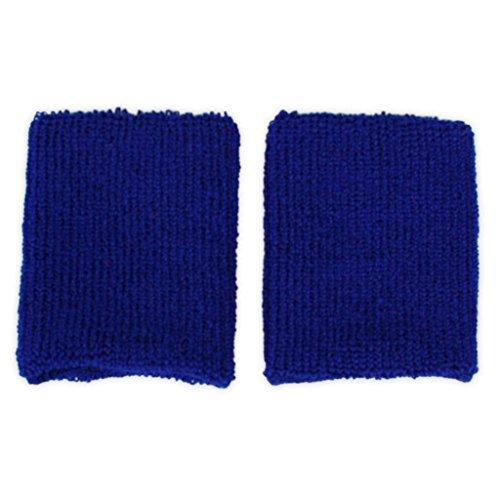 De Foncé Sport Bracelets Couleurs Pour Bleu Mode 1 Vives Féminins Paire Diverses Bracelet TqfaH5x