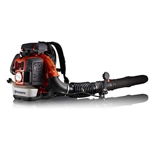 Husqvarna 570BTS powerful X-Torq engine, 65.6 cm³ Speed Backpack Blower