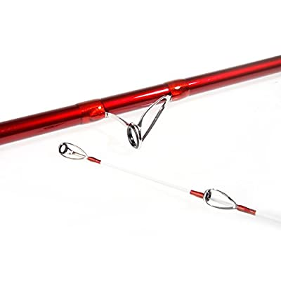 Vercelli enygma Allegra LC Hybrid Cane Surfcasting, Red, 4.2 from Evia
