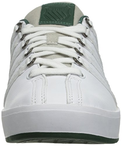 K-SWISS The Classic II Sneaker Men´s 03132-177 white leather Weiß