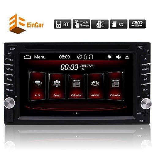 Car Stereo Bluetooth Double 2Din Car Radio In Dash Car: Amazon.co.uk: Electronics
