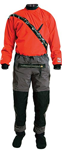 Kokatat Men's GORE-TEX Front Entry Drysuit-Yellow-S